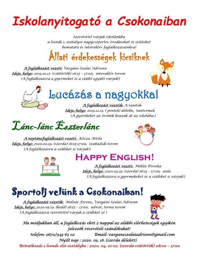 gyerekek látás teszt poszter)
