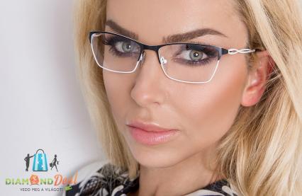 elegáns szemüveg divat viselkedési perspektíva