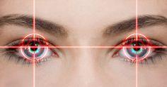 a szemek fájnak, de a látás jó)
