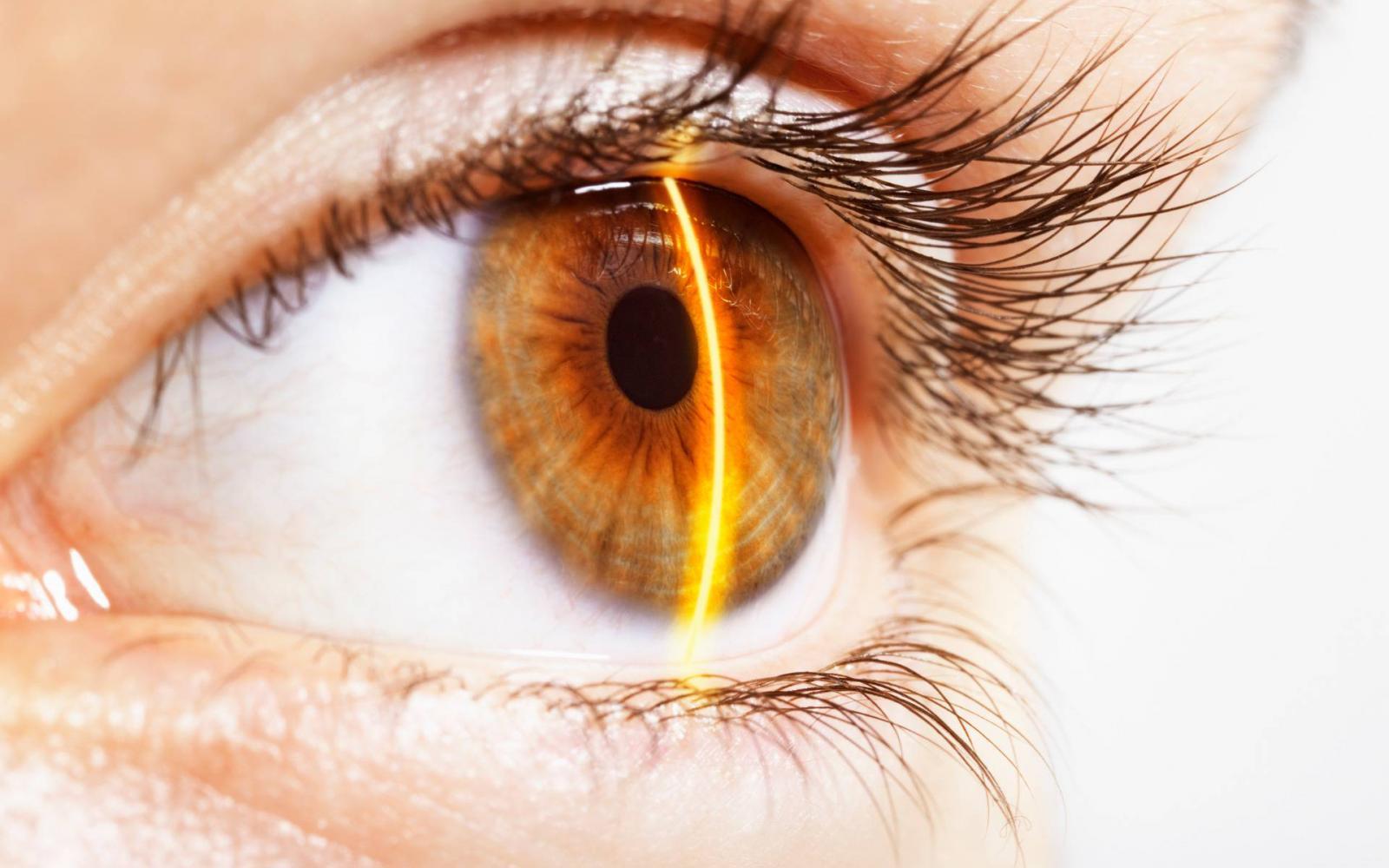 a látást gyógyító videó
