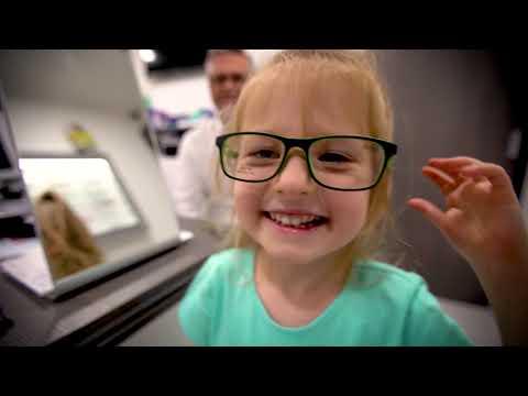 videó a látás fejlesztésére