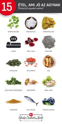 étel, amely gyógyítja a sztrelnikov látását