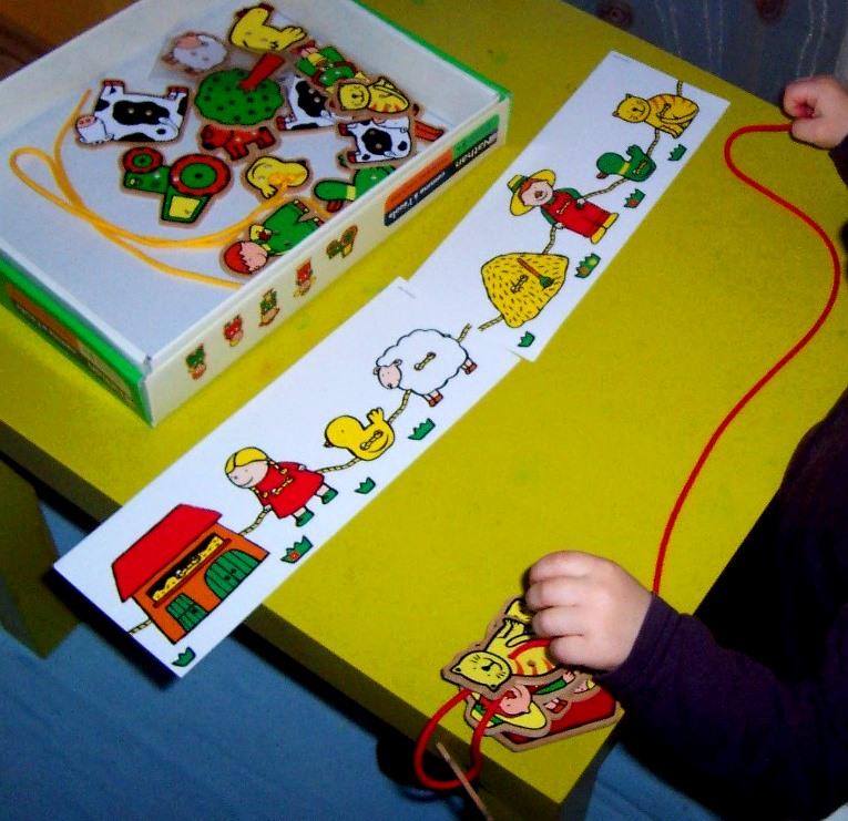 gyakorlatok a vizuális figyelem fejlesztésére