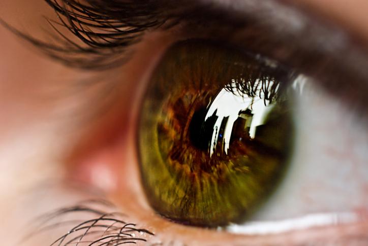amikor pislogok, romlik a látásom