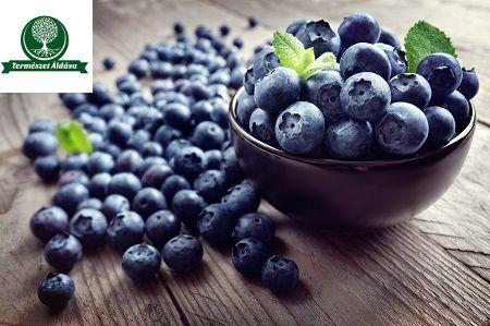 Áfonya minden nap látásra, A legtöbb egészséges gyümölcs és zöldség a szem számára