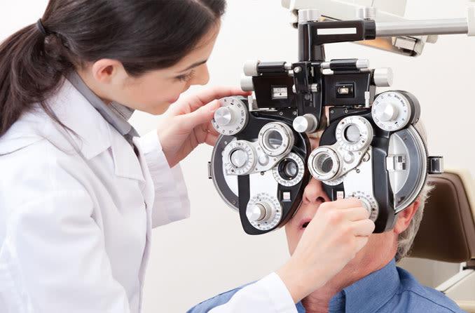Glaukóma kezelési központok Oroszországban