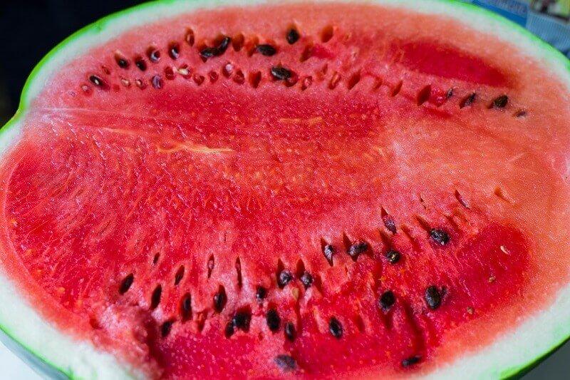 a görögdinnye jó a látásra)