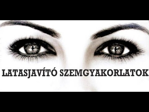 torna a szem számára látásvesztés esetén)