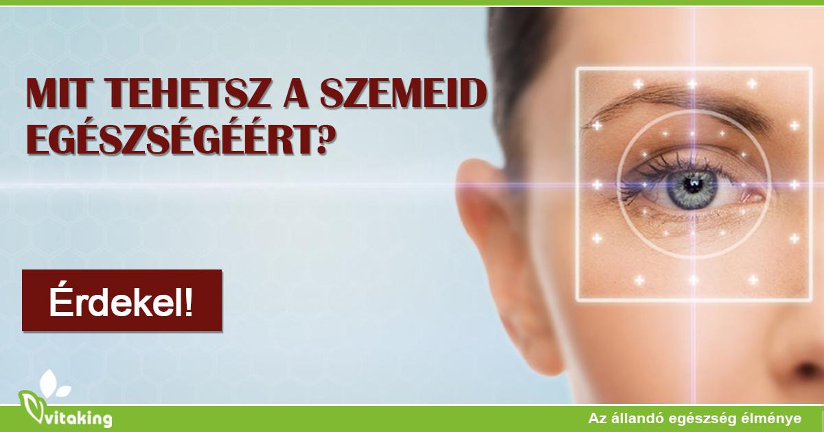 emberi látás étrend vitaminok a látási termékekben