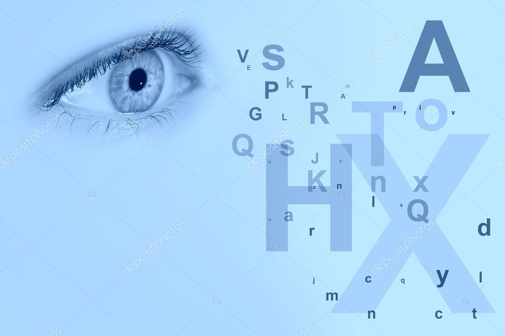 myopia teszt