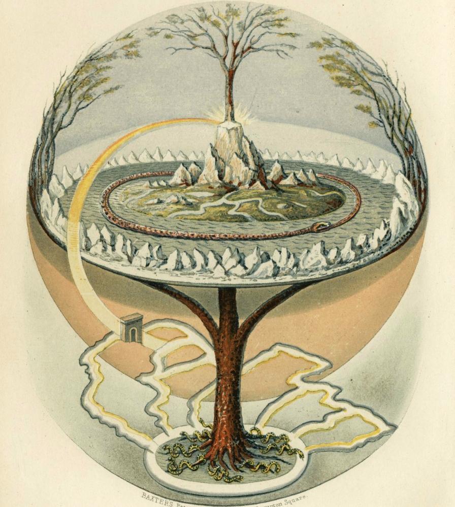mitológia és világkép