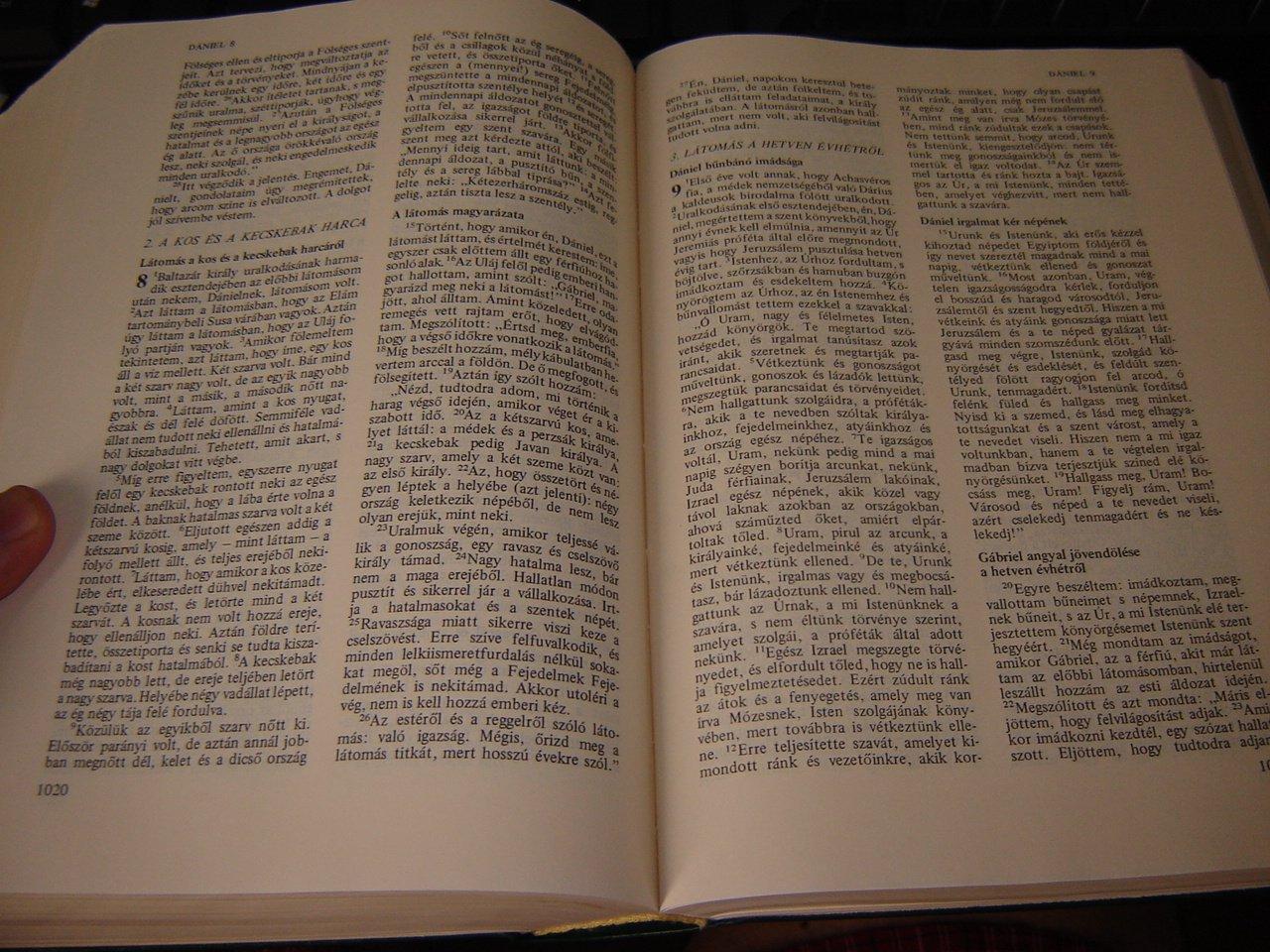 Szent István Társulati Biblia - Habakuk könyve - Hab 2