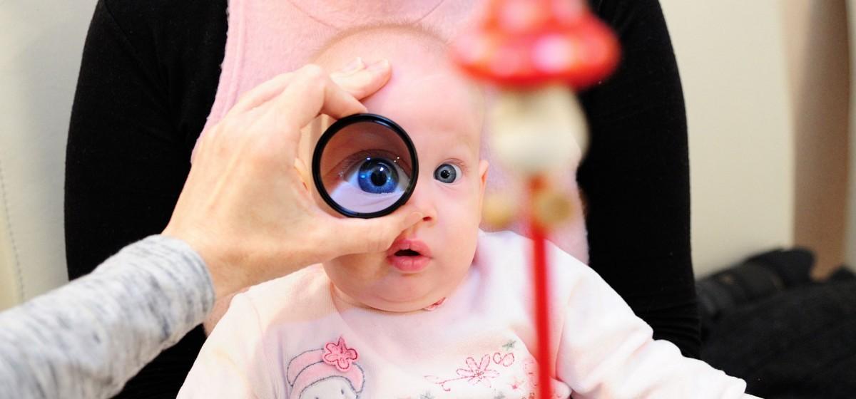 Gyermek szemészet