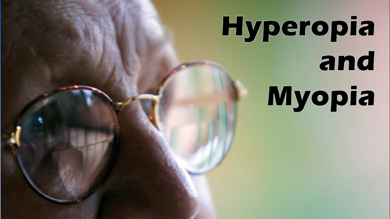 Ahogy a gyermekek látják a myopia esetén