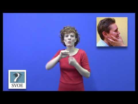 hogyan befolyásolja a látás a beszédet