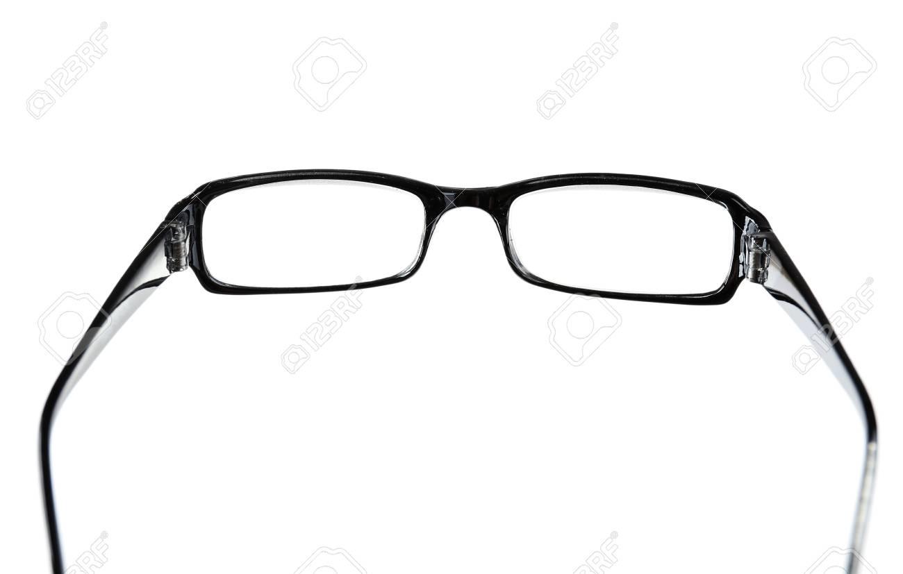 szemüveg a látás javítása fekete fénykép