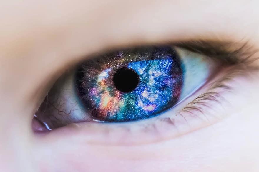 kontaktlencsék látás)