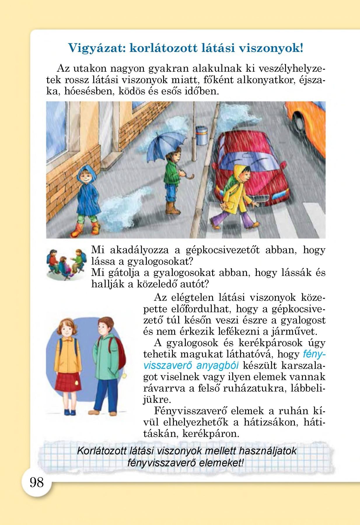 rossz látás alkonyatkor)