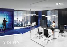 Vision kinyitható étkezőasztal, hossza 160-200 cm - Halmar