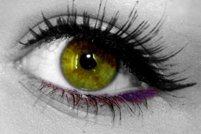 látás a szemhéjon keresztül)