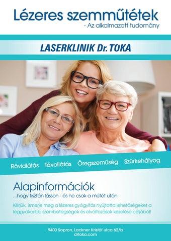 rövidlátás idős korban, a látás javul)