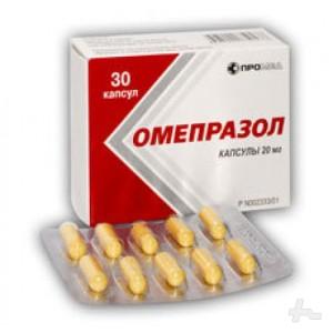Omeprazol-ratiopharm 20 mg kemény kapszula 30x | BENU Gyógyszerfoglaló