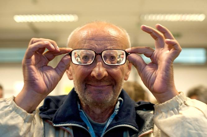 hogyan romlik a látás idős korban)