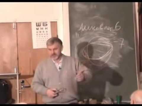 Komplex gyakorlatok a Zhdanov látásának helyreállítására - Szemüveg September