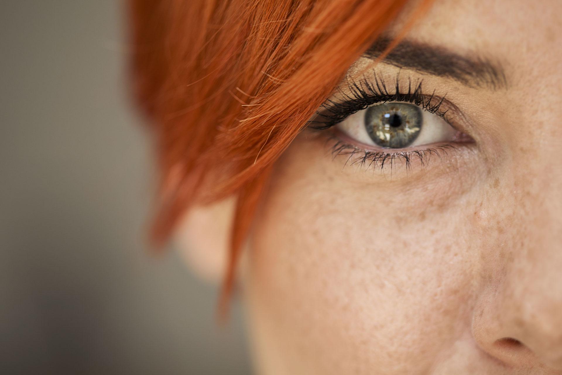 a látás halad