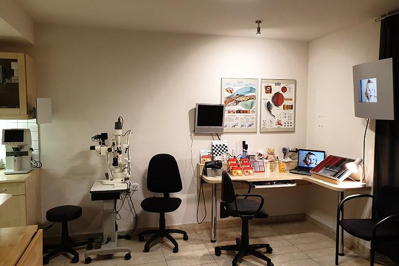 magán szemészeti iroda)