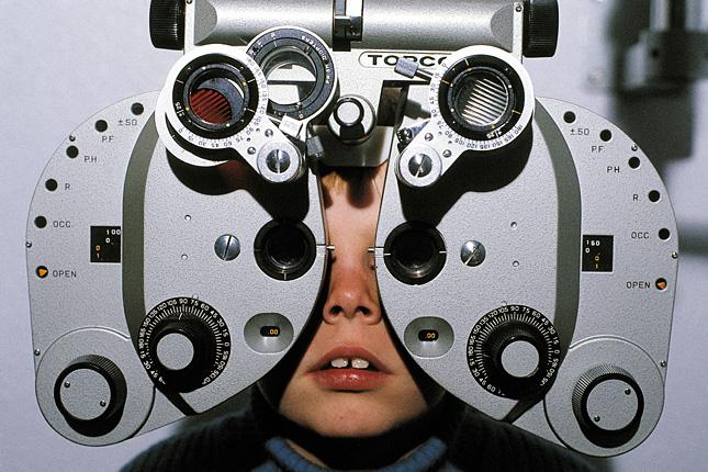 Széles pupilla látásélesség