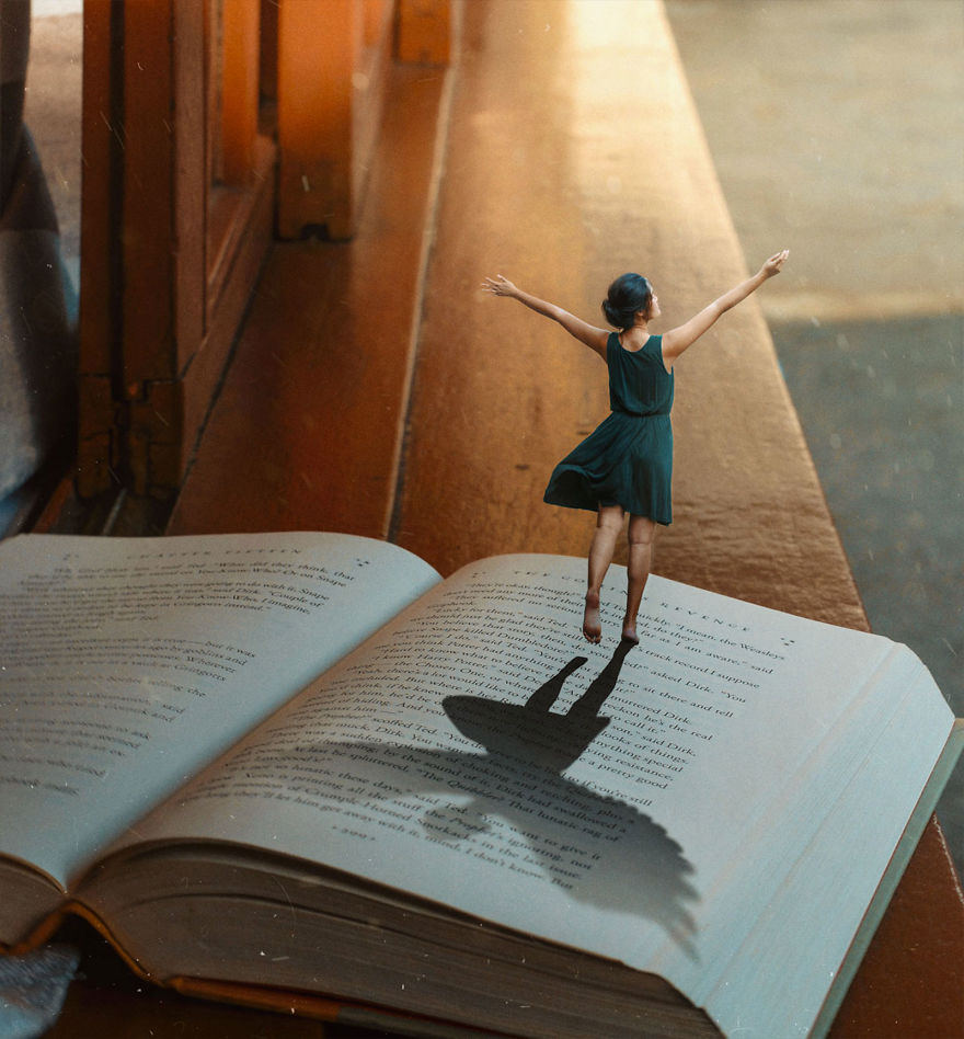 látvány könyveket olvasni)