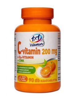 Vitaking Cink Immuno rĂĄgĂłtabletta 60x