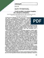 etiológia és patogenezis a látásban