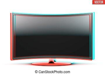a televízió látási hatása)