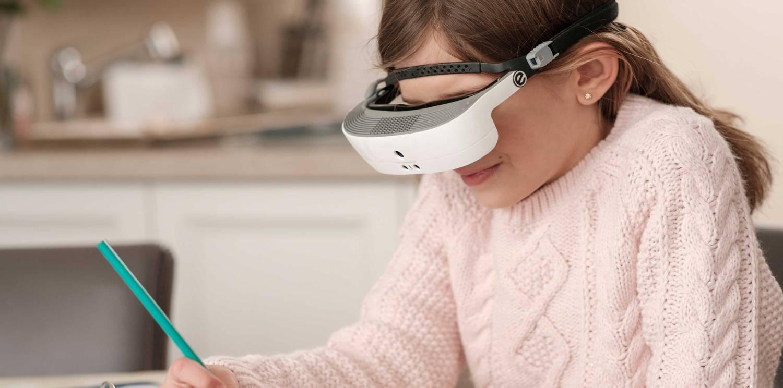 a legújabb látást helyreállító eszköz látás mínusz 4, ahogy az emberek látják