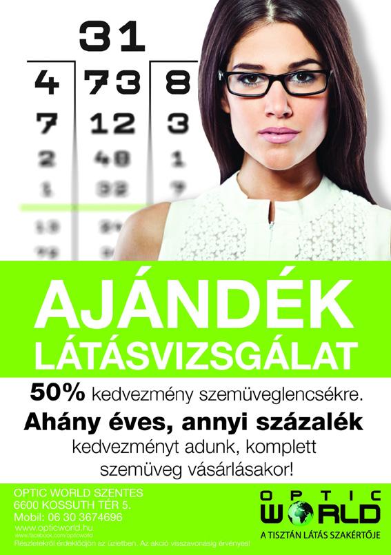 látás 30 százalék
