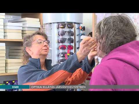 visszaadják-e a vakok látását? látásvizsgálati teszt diagram